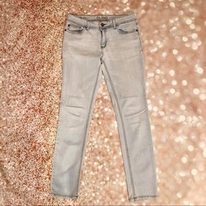 DL 1961 | Light Blue Skinny Jeans